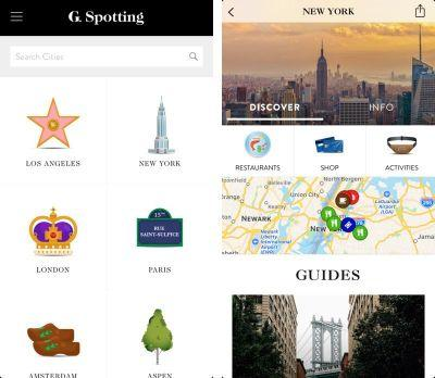 Gwyneth Paltrow Has a Travel App.and It's Called G. Spotting