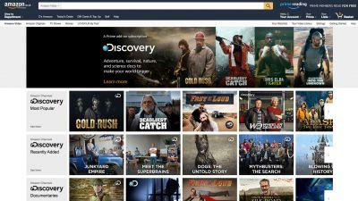Amazon wants to help you cut the cord with Channels TV service