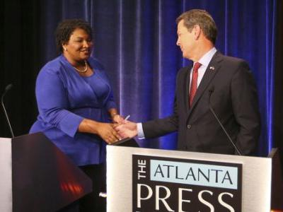 Democrat Stacey Abrams Ends Bid For Georgia Governor, Decrying 'Suppression'