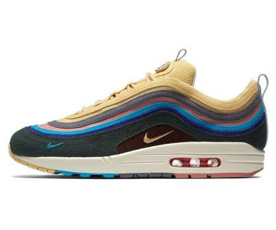Advent Calendar Day 25: Sean Wotherspoon x Nike Air Max 1/97