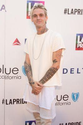 Aaron Carter Shares Post-Hospital Update After He Was Body Shamed by Fans