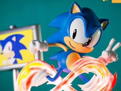 Sonic the Hedgehog Movie Gets a Fall 2019 Release Date