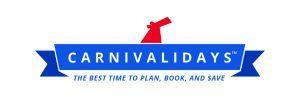 Carnivalidays Promotion Offer Special Discounts and Promotions Throughout January