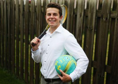 Akron Beacon Journal Male Scholar Athlete of the Year: Stow's Cameron Casenhiser adds honor to resume full of success