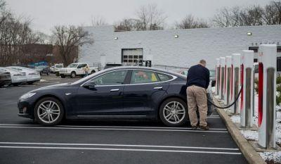 Here's How Tesla Will Start Charging Owners For Supercharger Usage