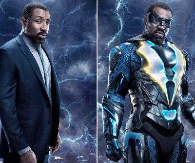 'Black Lightning' still getting used to his rising-star status