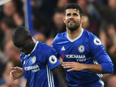 Chelsea boss Conte mulls options without Costa and Kante
