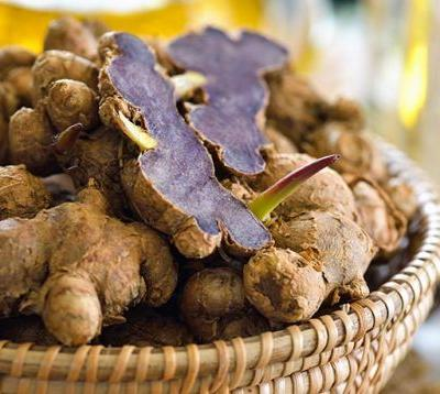 Certain symptoms of knee osteoarthritis can be reduced with Thai black ginger