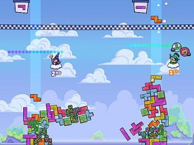Tricky Towers is the Next Super Rare Games Physical Release