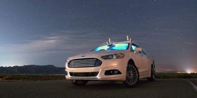 Ford's big CEO shuffle puts AI and autonomous car chief at the wheel