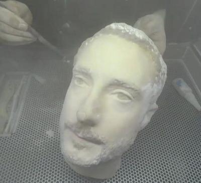 3D Printed Head Fools Android Face Recognition, iPhone X 'Impenetrable'
