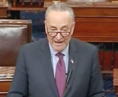 Schumer Slams McConnell's Proposed Senate Trial Rules: 'Hell-Bent On Making It Much More Difficult to Get Witnesses and Documents'