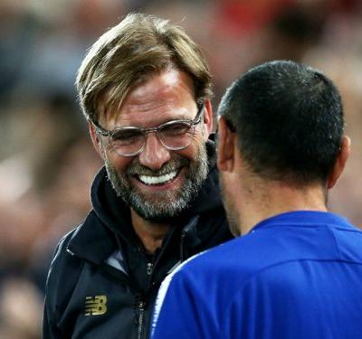 Maurizio Sarri concedes that 'Liverpool are ready to win titles'