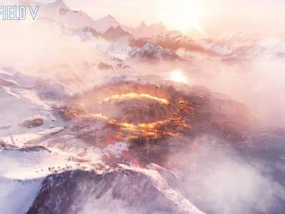 Battlefield 5 battle royale mode Firestorm has Conquest-style objectives
