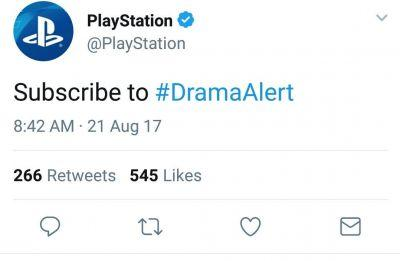 PlayStation social media accounts compromised