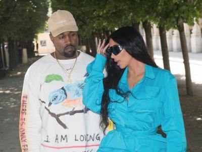 Trouble In Paradise? Kim Kardashian Reportedly Isn't Moving To Chicago With Kanye West