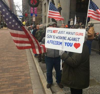 WATCH LIVE: Gun rights rally in downtown Pittsburgh