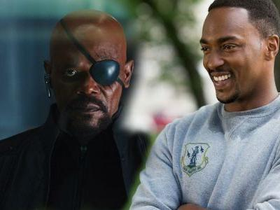 Samuel L. Jackson & Anthony Mackie Starring in 1950s-Set Drama The Banker