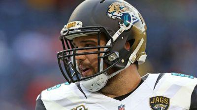 Jaguars give Brandon Linder 5-year extension, reportedly making him highest paid center in history