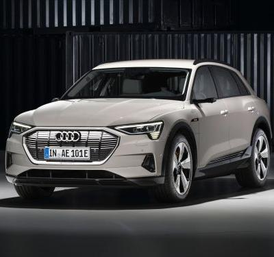 Audi just unveiled an electric SUV that will rival Tesla - take a closer look