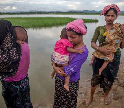 Facing death and starvation, Rohingya wait for effective international intervention in Myanmar