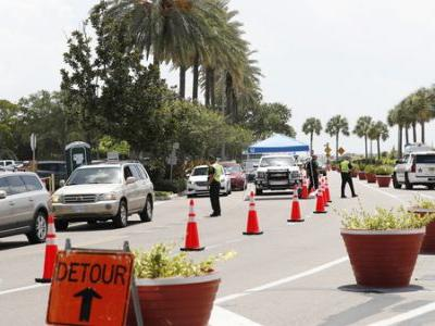 Florida Smashes U.S. State Record Of Daily New Cases: More Than 15,200