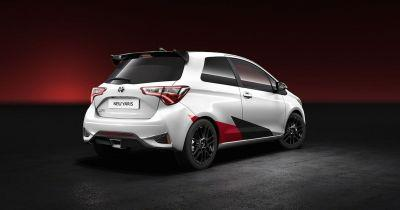 A 210bhp Toyota Yaris Hot Hatch Is Officially Happening