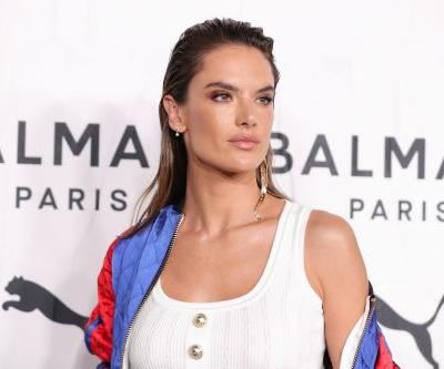 Alessandra Ambrosio Reveals She's Traveling With Her Kids Anja and Noah for the Holidays