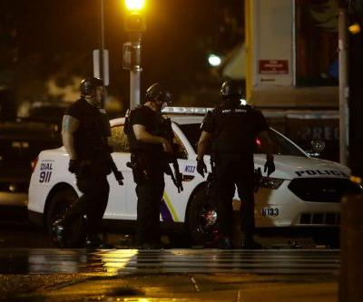 Gunman surrenders in standoff that wounded 6 Philadelphia cops