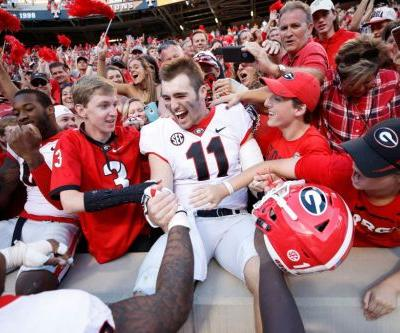 The first College Football Playoff ranking is out and there are 2 big surprises