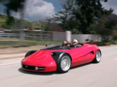 This Ferrari-Based One-Off Conciso Gets the Most Out of Being the Bare Minimum