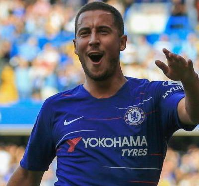 Hazard lands Premier League Player of the Month prize amid Real Madrid transfer talk