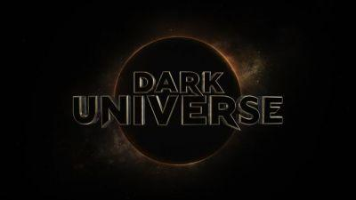 Universal Reveals Dark Universe Logo, Details for Monster Shared Universe