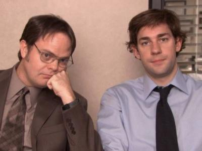 Did Jim ever truly hate Dwight during the course of the show Office?