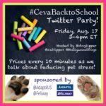 RSVP for the CevaBacktoSchool Twitter Party!
