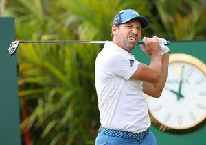 Garcia fires 66 to take clubhouse lead at Singapore Open