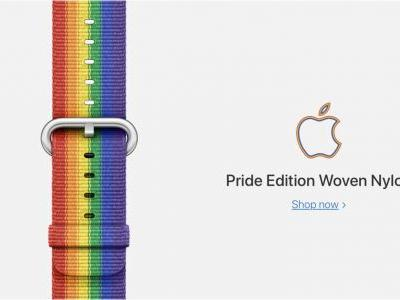 Apple stops selling Pride Edition Apple Watch band, but here are some alternatives