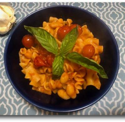 Pantry Pasta Pomodorini Recipe