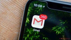 The latest Gmail update on iOS supports Siri Shortcuts