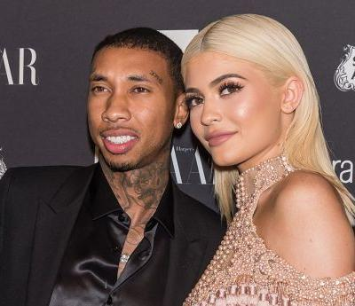 Kylie Jenner and Tyga Reunited at Coachella - and the Details Are so Awkward