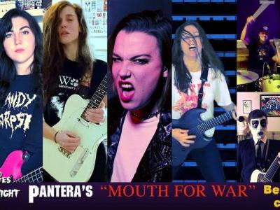 "Watch Members Of Baroness, Code Orange, Year Of The Knife, More Cover Pantera's ""Mouth For War"""