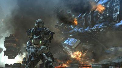 The higher your FPS in Vanquish on PC, the more damage you're going to take - but a fix is on the way