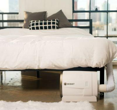 I tried the BedJet, a climate control system for beds - it's not for everyone, but I'm a hot sleeper who really enjoyed it