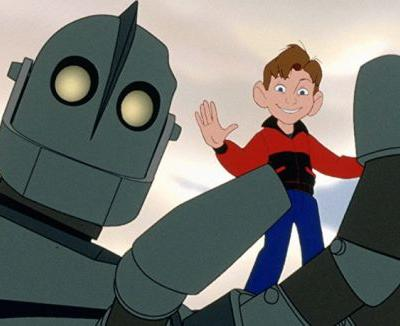 On Netflix Now: 'The Iron Giant'