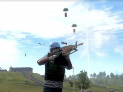 H1Z1 Parachutes Onto PlayStation 4 Next Month