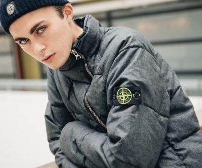 Stone Island's Fall/Winter 2018 Collection Shines Bright in New Editorial