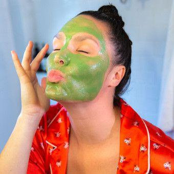 Sunday Spa Routine with Candice Huffine