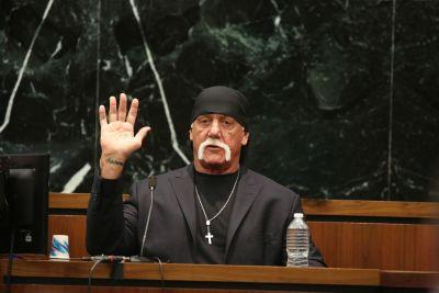 The scariest movie at Sundance was a documentary about Hulk Hogan