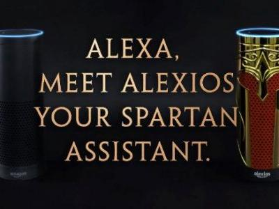 Get Hints and Bizarre Jokes From Assassin's Creed Odyssey's Alexa Skill