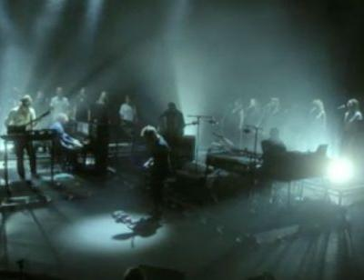 Watch Bon Iver Perform With Aaron & Bryce Dessner At Cork Opera House